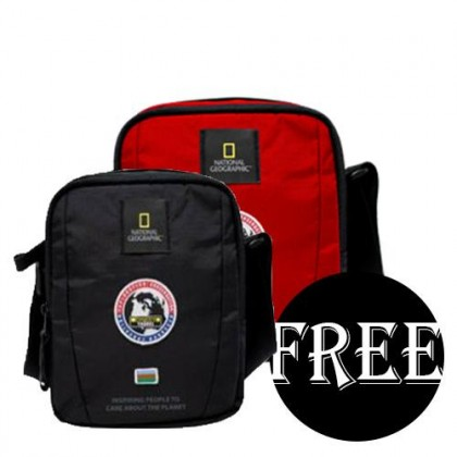 Candino Swiss Made C4451/1 , Free National Geographic Shoulder Bag